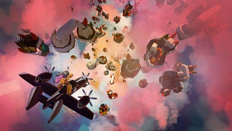 """《天空之心:破翼传说》评测:飞行员也要励志成为""""捕鱼达人"""""""