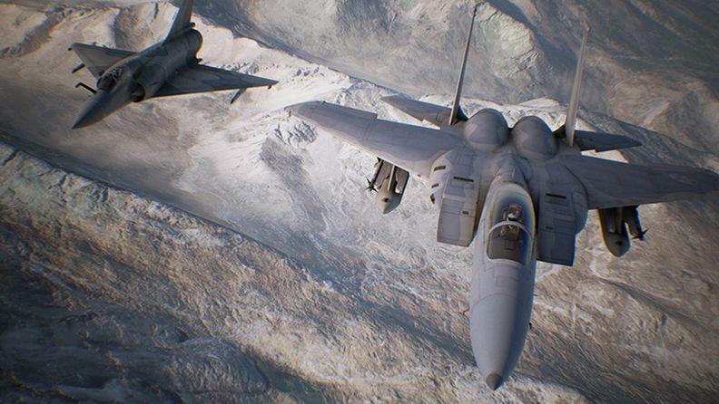 PS2移植PS4:預購獎勵《皇牌空戰5》非復刻版