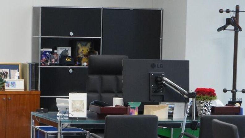 世嘉飒美集团新办公楼一日游 信仰的充值