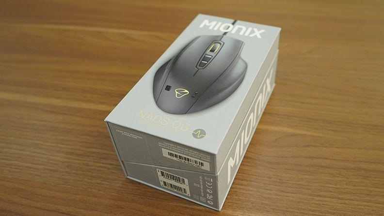 监测心率的鼠标?Mionix NAOS QG人体工程学电竞心率鼠标评测