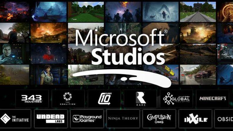 """双十一之夜,微软买下了Interplay工作室""""合集"""""""