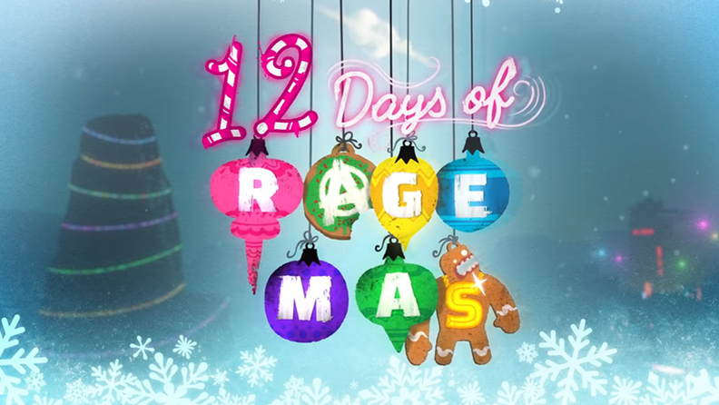 《狂怒2》公開圣誕游戲宣傳片 惡搞意味十足