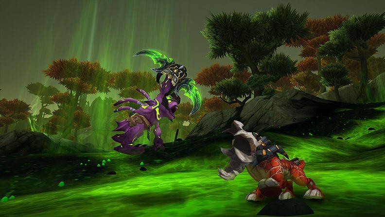 《魔兽世界》本周假日活动:宠物战斗已开放