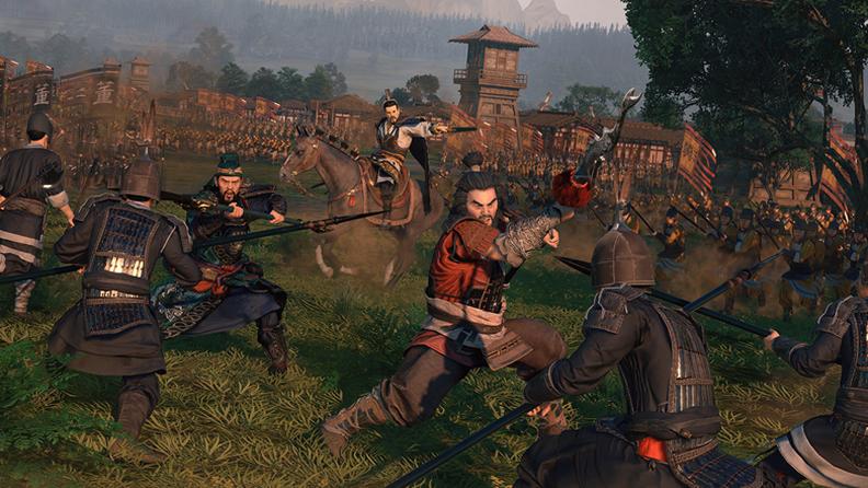 《全面战争:三国》开发商公布游戏开发进度