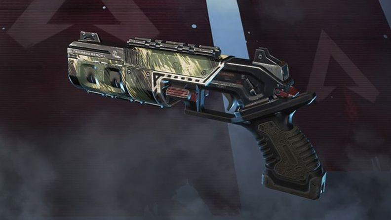 "Apex英雄:有一种绝望,叫做""莫桑比克""霰弹手枪"