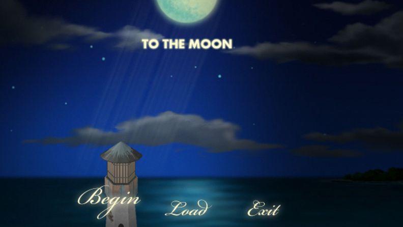 继续传递感动 《去月球》即将登陆NS 再续温情脉脉