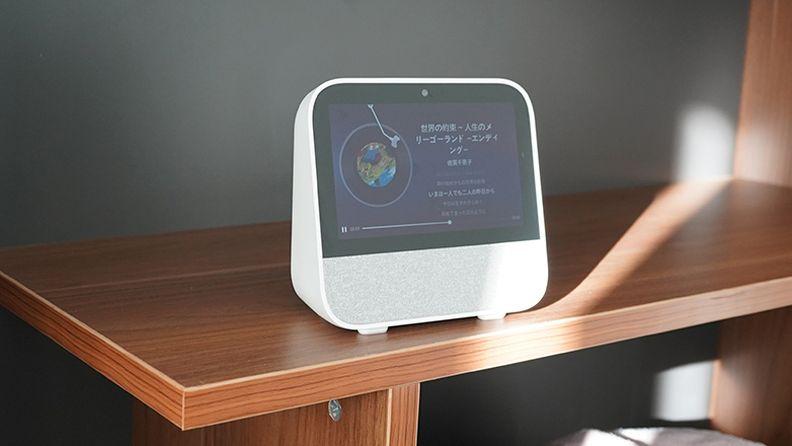 音箱也能看电影 天猫精灵CC智能蓝牙音箱评测