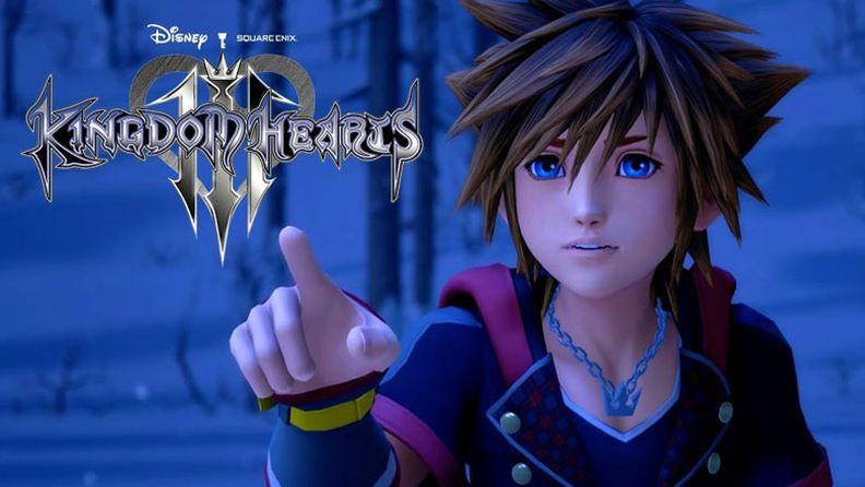1月日本数字游戏销量 《王国之心3》三天10万套