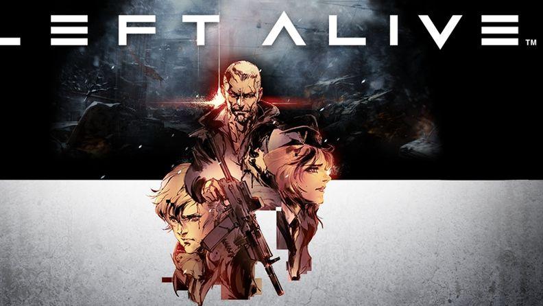 《Left Alive》公布发售预告片 游戏于明天发售