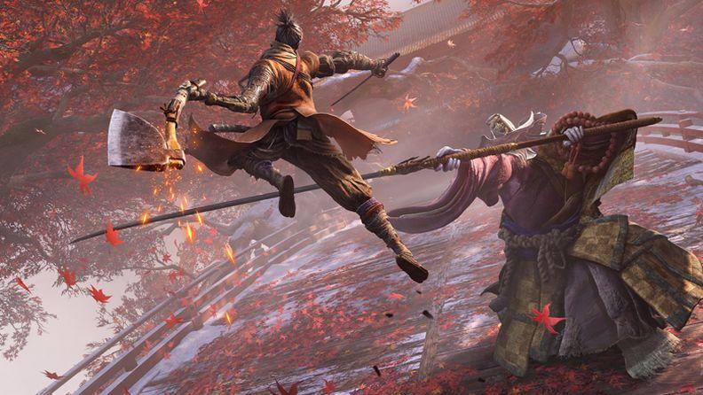 《只狼:影逝二度》PS4獎杯疑似泄露 至少四結局