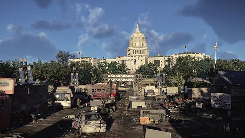 《全境封锁2》公开Xbox One X版加强宣传片