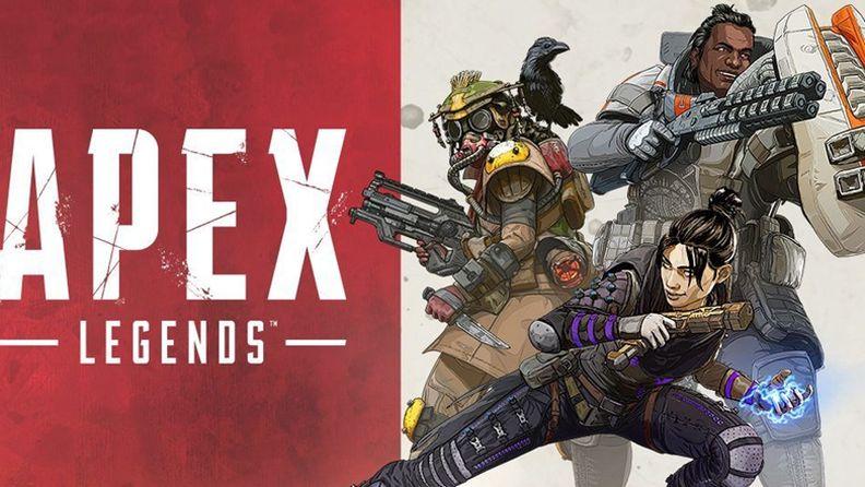 《APEX英雄》現已封禁近50萬人 約總用戶量1%