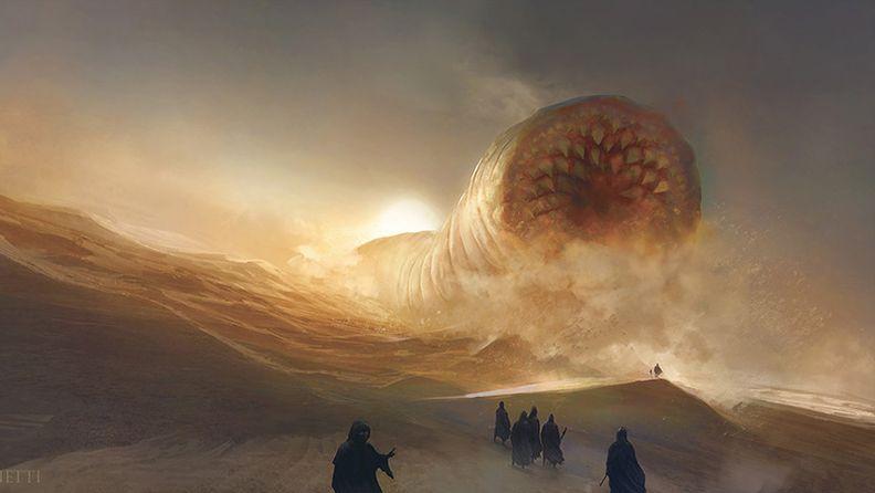 迎新電影版:《沙丘》桌游在停產30年后重印