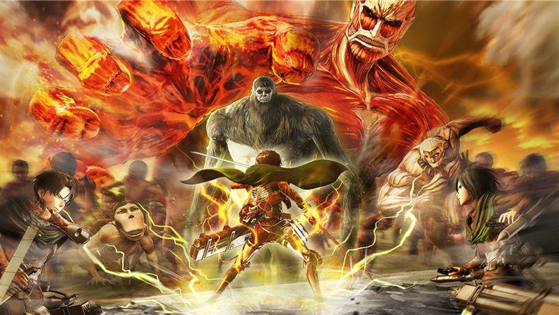 《進擊的巨人2:Final Battle》制作人采訪 原創內容占比揭曉