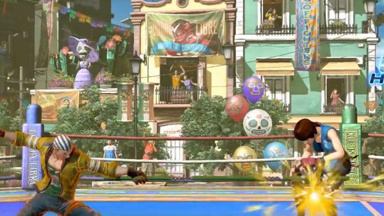 《拳皇14》美國NCR2019八強比賽視頻
