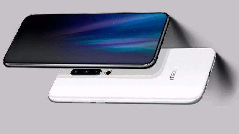 魅族S16曝光后殼:采用對稱按鍵搭載屏幕指紋