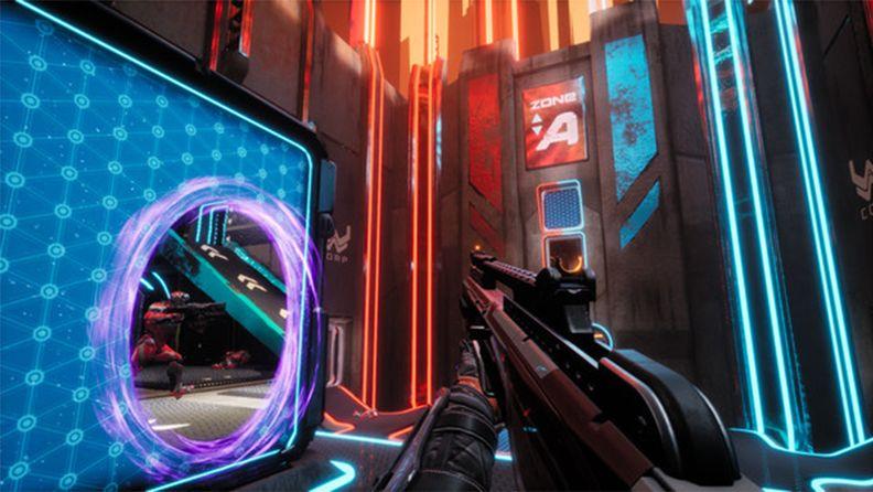 今年的黑馬?一個結合《傳送門》和《光環》的FPS游戲要來了