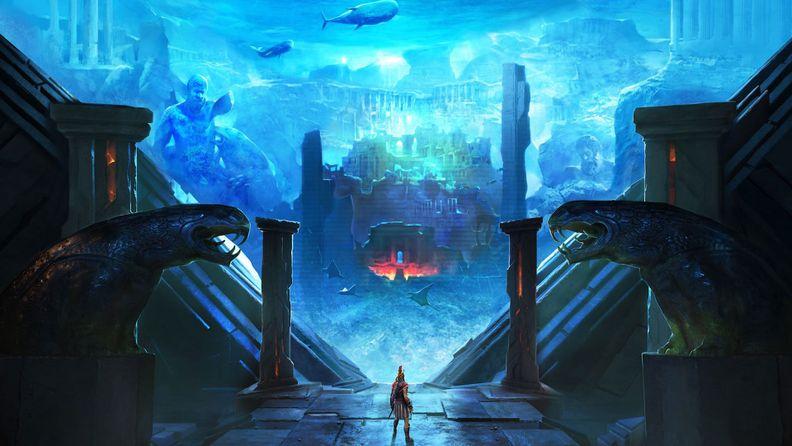 《刺客信條:奧德賽》第二部DLC上線日期公布