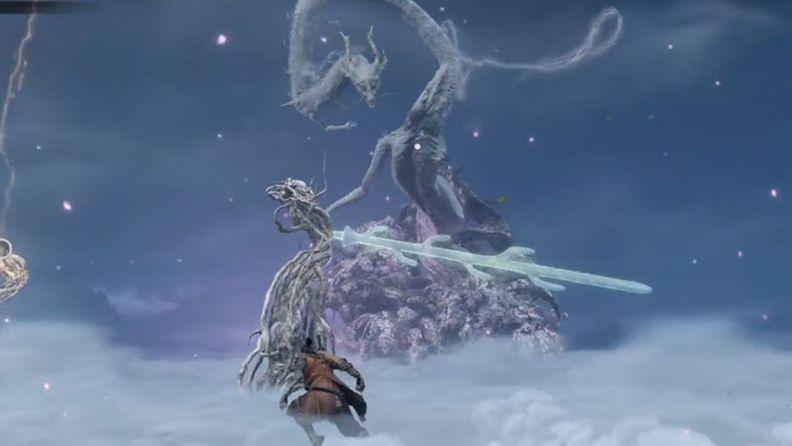 《只狼:影逝二度》櫻龍無傷擊殺演示