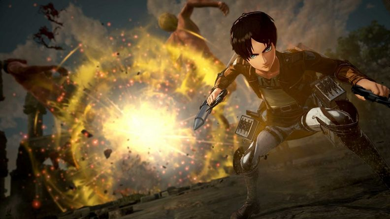 《進擊的巨人2:最終之戰》新模式與新武器公布