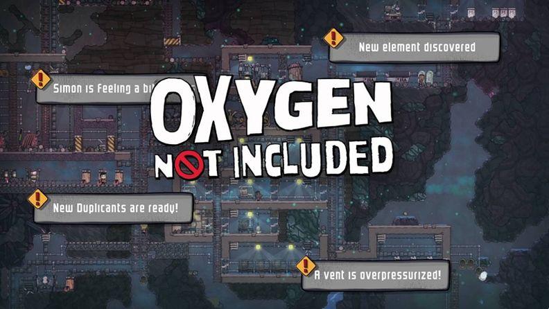 生存游戲《缺氧》將于5月28日脫離搶先體驗階段