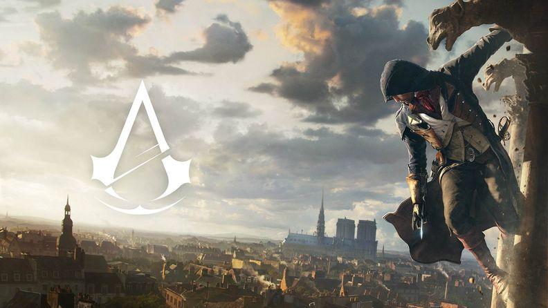 育碧宣布《刺客信條:大革命》免費下載一周