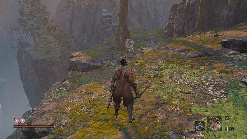 《只狼:影逝二度》太郎和尚支线  风车与胖哥哥的结局