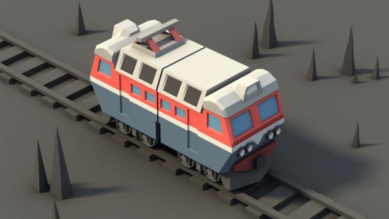 令人抓狂的《火车峡谷2》又来了,而且难度超乎想象