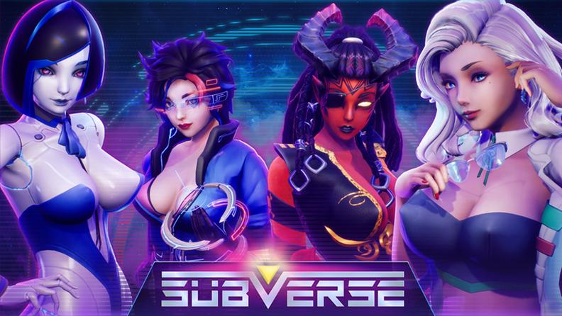 馬頭社首款游戲《Subverse》眾籌突破百萬美元