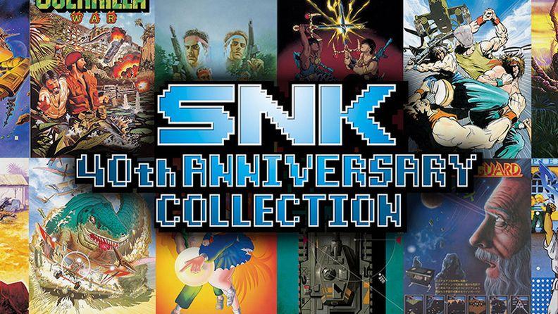 《SNK40周年合集》将于5月3日登陆Xbox One