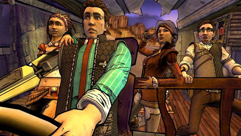GoG上的所有Telltale游戲將會在5月27日下架