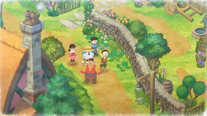 《哆啦A夢:大雄的牧場物語》序章