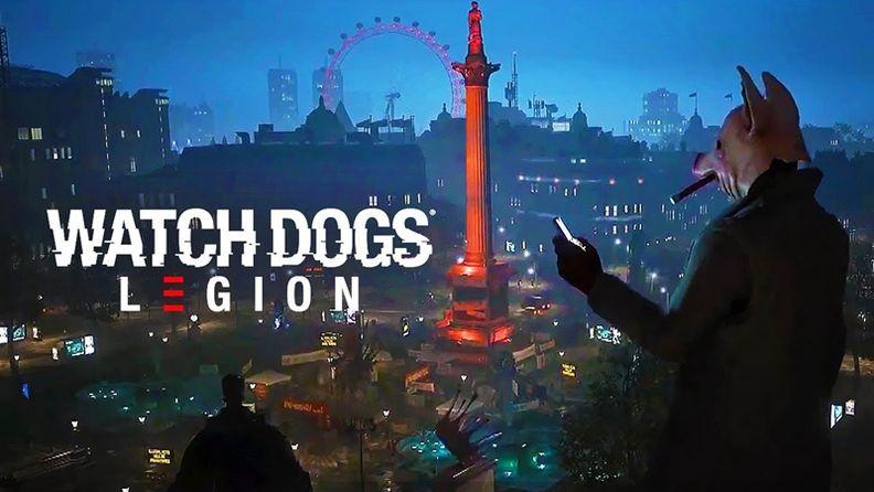 《看門狗:軍團》創意總監談英國倫敦背景設定