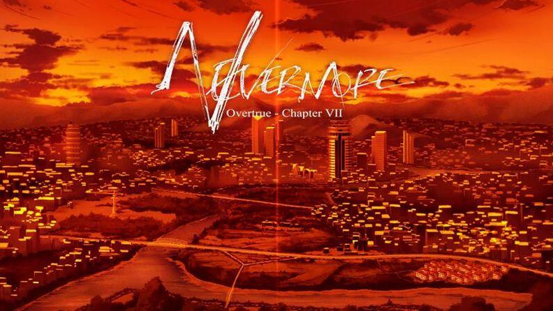國產推理視覺小說《NEVERMOREVIII-XIII》發布