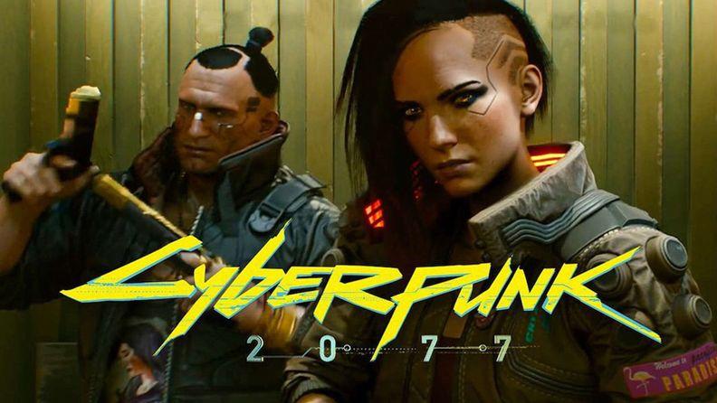 CDPR公布兩張《賽博朋克2077》新游戲截圖