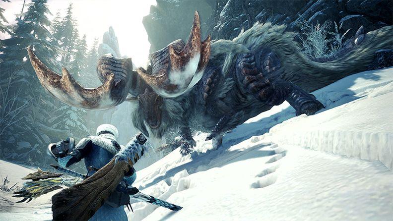 《怪獵世界》E3試玩影像:飛翔爪大放異彩