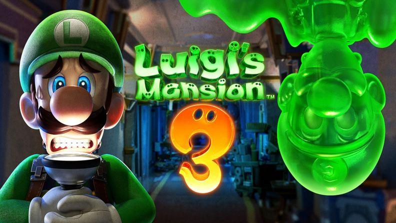 《路易吉洋樓3》E3試玩報告 新要素帶來全新玩法