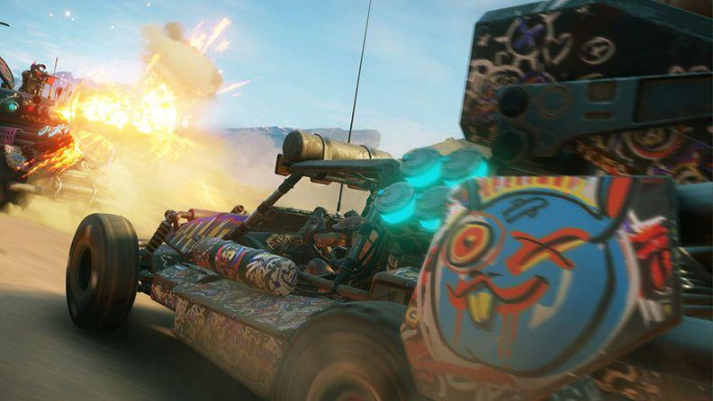 《狂怒2》全武器一覽 武器獲取地點及效果介紹