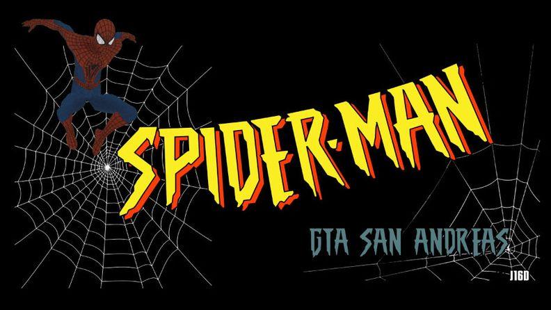 他花了四年時間,把蜘蛛俠加入到《圣安地列斯》中