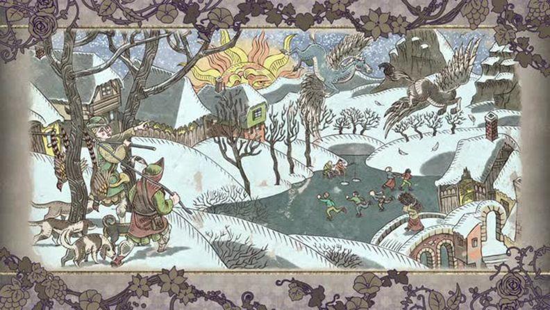 《火焰紋章:風花雪月》全流程劇情無聲版:章節前介紹11