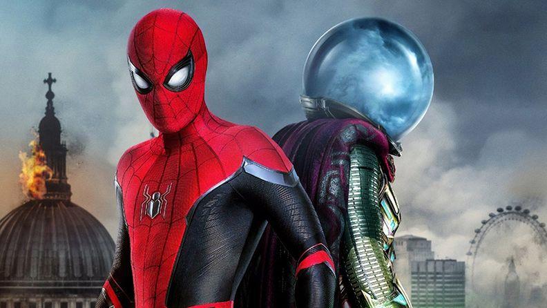 《蜘蛛俠:英雄遠征》全球累計票房破10億美元