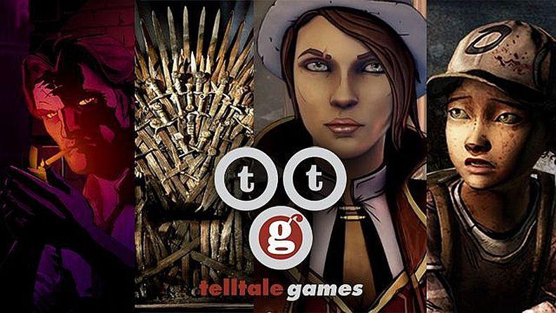 LCG娱乐收购接管运营!Telltale Games借尸还魂