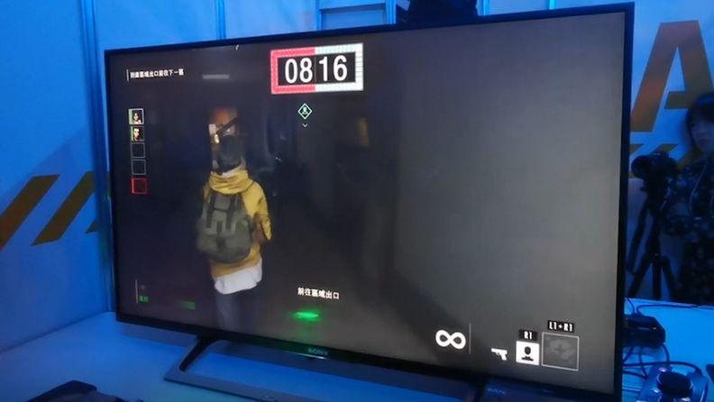 《抵抗計劃》現場試玩視頻:4V1的線上不對稱對抗