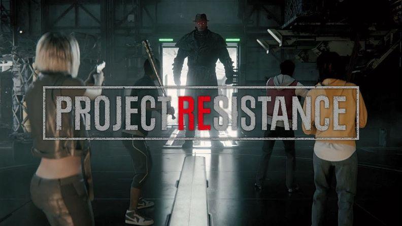 生化新作《抵抗計劃》將包含離線單人劇情模式