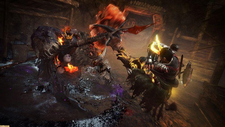 《仁王2》確定于2020年3月13日在PS4平臺發售
