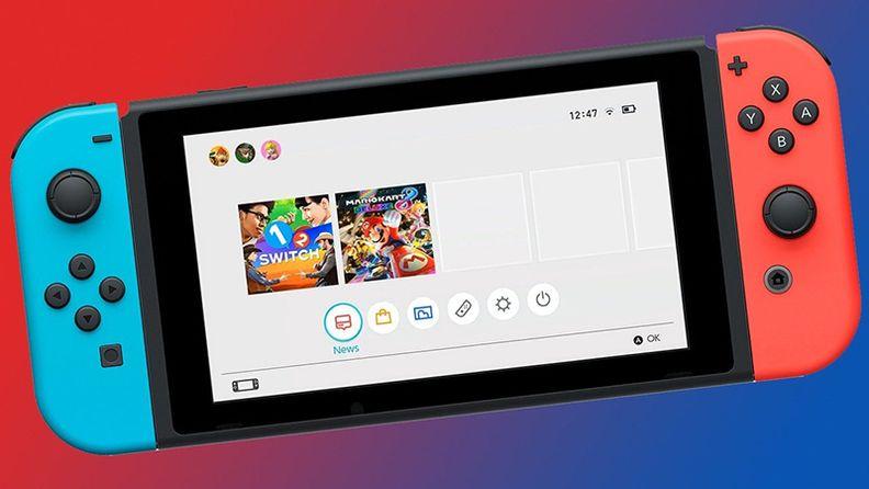 任天堂Switch主機系列在日本累計銷量超1000萬