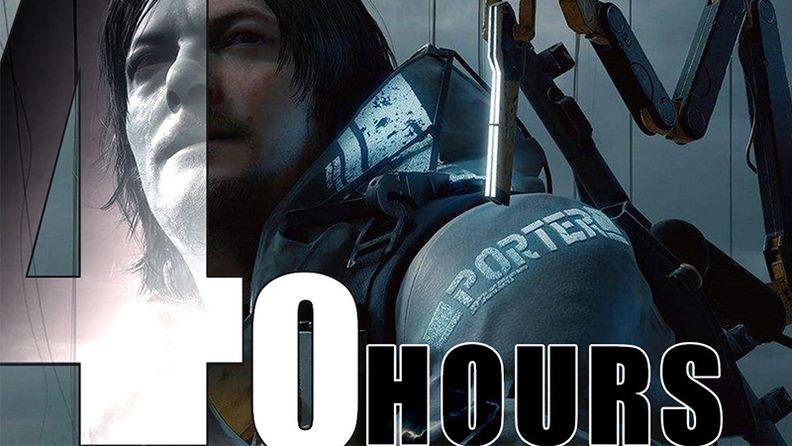 【劇透警告】《死亡擱淺》40小時通關之后,你得到了什么?