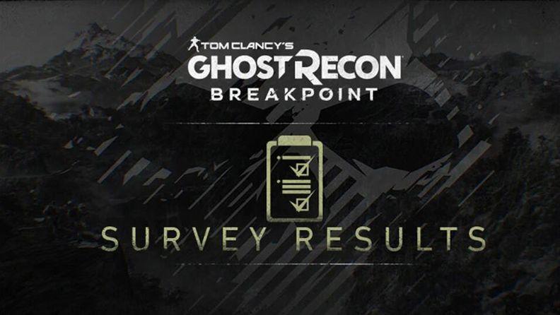 近一半玩家希望《幽靈行動:斷點》增加AI隊友