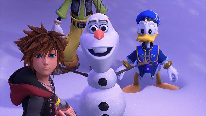 《王国之心3》DLC新细节公布 将于12月出新预告