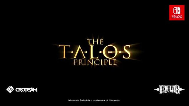 《塔罗斯的法则:豪华版》现已登陆Switch